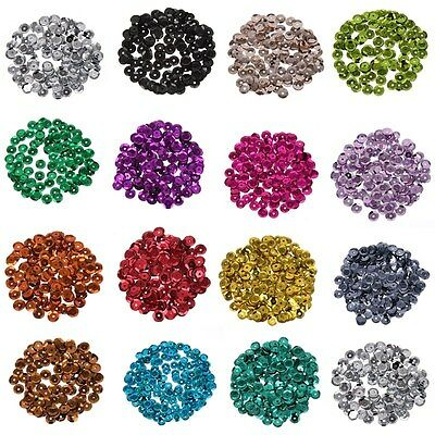 Wholesale 1000Pcs Spacer Loose Flat Beads for Jewelry Making Wedding Party
