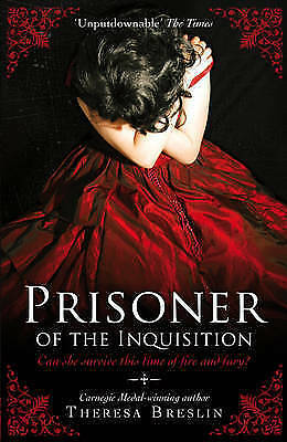 Prisoner of the Inquisition by Theresa Breslin New Paperback Book