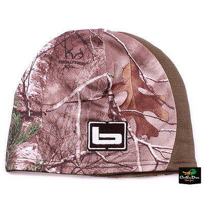 New Banded Gear Hailstone Beanie Skull Cap Hat Lightweight Realtree Xtra  Camo 02776a180040