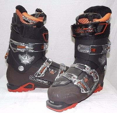 Salomon Quest Pro Pebax New Men's Ski Boots Size 29.5 #540594