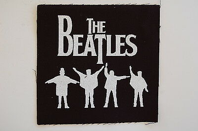 Beatles Cloth Patch Led Zeppelin The Who Rolling Stones Pink Floyd (CP227)