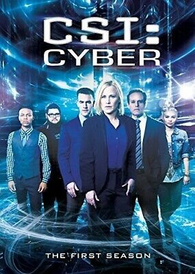 CSI Cyber: The First Season [New DVD] Boxed Set, Subtitled, Widescreen, Ac-3/D