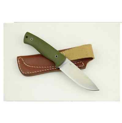 Combat Camping Knife Hunting Survival Fixed Blade Skinning D2 Military Army Tang