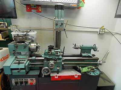 Emco Maximat V10 P Mentor Lathe Mill Very Good Condition 1 525 00 Picclick