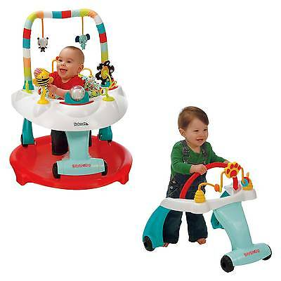 Kolcraft Baby Sit & Step 2-1 Activity Center