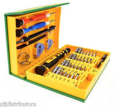 38 Piece Repair Tool Kit, Computer Laptop HP Lenovo Acer Toshiba Asus Dell Sony