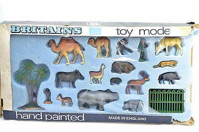 Britains 7326 Zoo Boxed Set