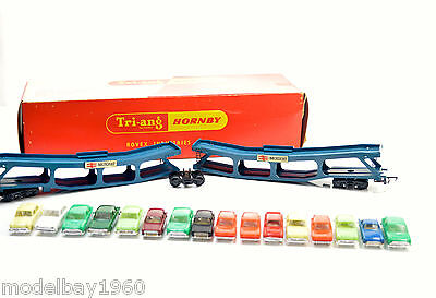 Triang Hornby R 666 Articulated Car Carrier Set