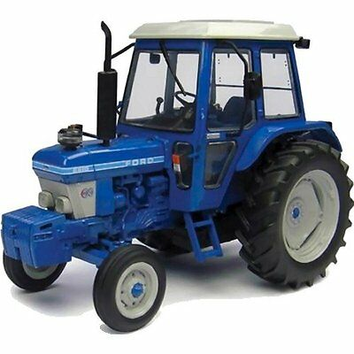 Ford 6610 Generation I 2WD Trattore Vintage Tractor 1:32 Model 4136