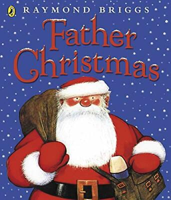 Father Christmas (Picture Puffin) by Briggs, Raymond Paperback Book The Cheap