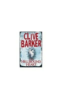 The Hellbound Heart, Barker, Clive Paperback Book The Cheap Fast Free Post