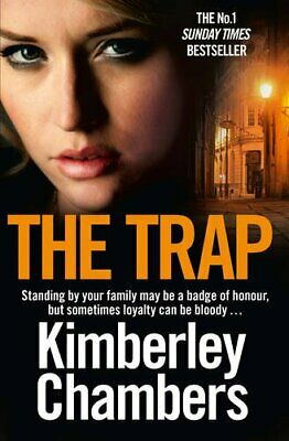 The Trap by Chambers, Kimberley Book The Cheap Fast Free Post
