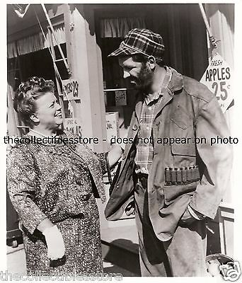 Andy Griffith Aunt Bee Frances Bavier Goober Pyle George Lindsey 8 X 10 Photo