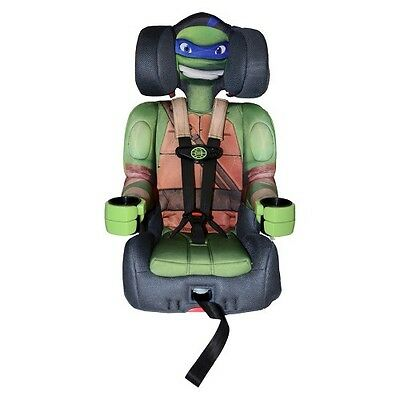 KidsEmbrace Friendship Combination Booster Car Seat - Teenage Mutant Ninja Tu...