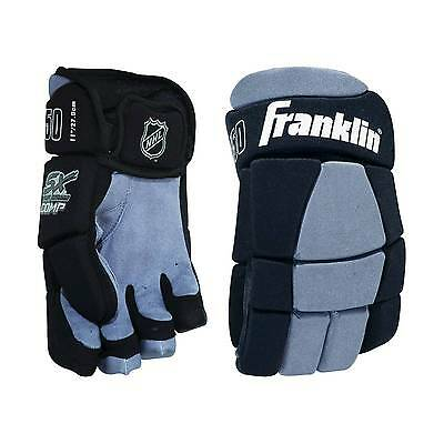 "Franklin Sports NHL HG 150 Junior Hockey Gloves - 11"" Medium"