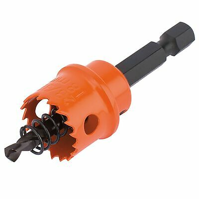 Draper Expert 18mm Bi-Metal Cutting Hole Saw With Integrated Arbor - 71972