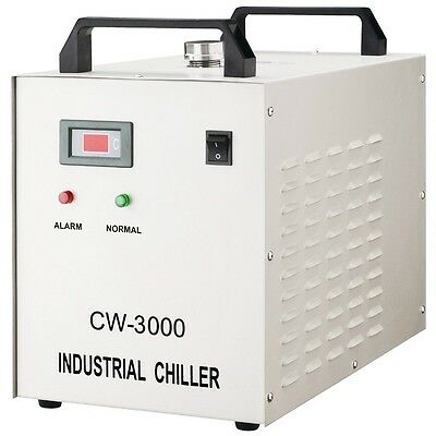 Hotsale CW-3000AG Thermoly Water Chiller for 60/80W Laser Engraver Machine