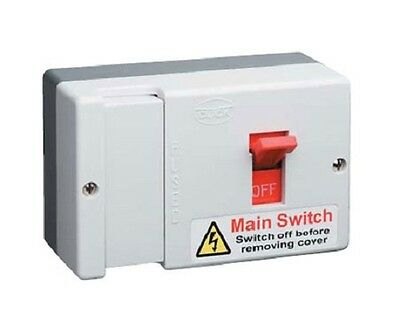 Submain Switch Fuse Unit 80amp. MSF100