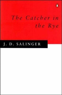 The Catcher in the Rye by J. D. Salinger Paperback Book The Cheap Fast Free Post