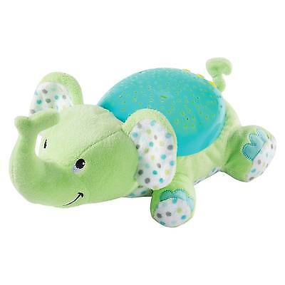 Summer Infant Slumber Buddies Baby Soother and Sound Machine - Green & Blue E...