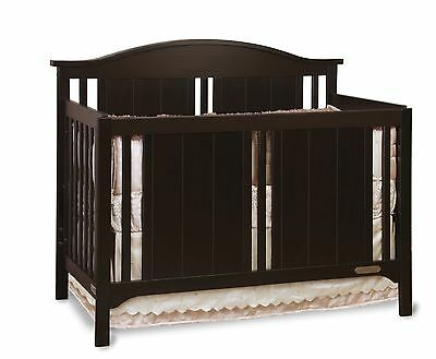 Child Craft Watterson 4-in-1 Convertible Crib