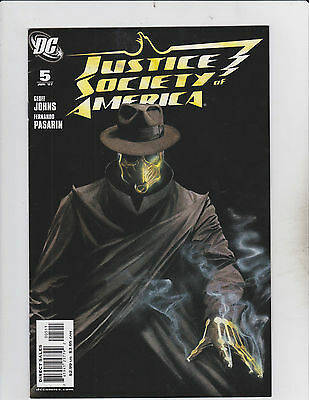 DC Comics! Justice Society of America! Issue 5!