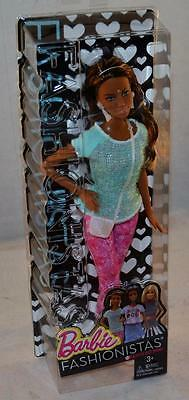 Barbie Fashionistas Pants So Pink African American Doll
