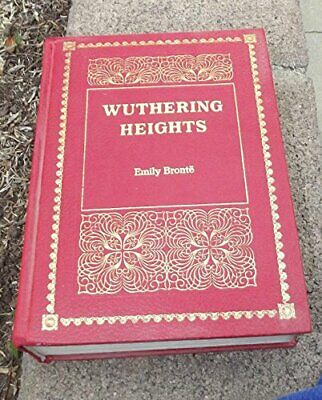 Wuthering Heights (De Luxe Classics) by Bronte, Emily Hardback Book The Cheap