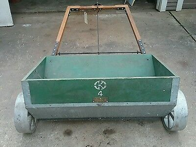 Vintage Ryan's O. K. No. 4 Seeder & Spreader