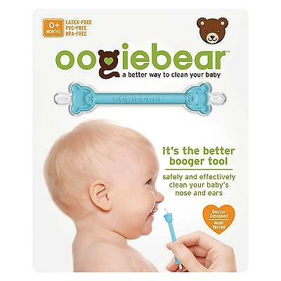 oogiebear - The better booger tool (Nose and Ear Cleaner)