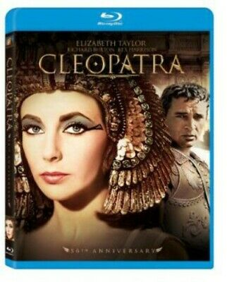 Cleopatra (50th Anniversary) [New Blu-ray] 2 Pack, Ac-3/Dolby Digital, Dolby,