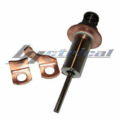 Starter Solenoid Repair Kit Contact & Plunger Fits Agco Allis Combines F3 433
