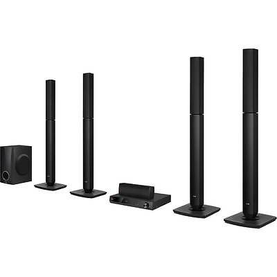 LG BH5540T 5.1 Smart 3D Home Cinema System 500 Watt - Black New from AO
