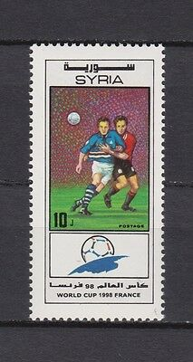 s7309) SIRIA 1998 MNH** WC Football'98 - CM Calcio 1v.