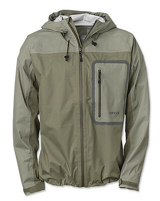 NEW -  Orvis Encounter Wading Jacket -L-Sage - FREE SHIPPING!
