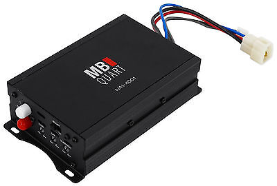 MB QUART NA1-400.1 400w RMS Mono Class D Marine Boat ATV Compact Amplifier Amp
