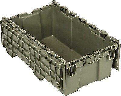 "Quantum Attached Top Distribution Container - QDC2012-7 - 20"" x 11-1/2"" x 7-1/2"""