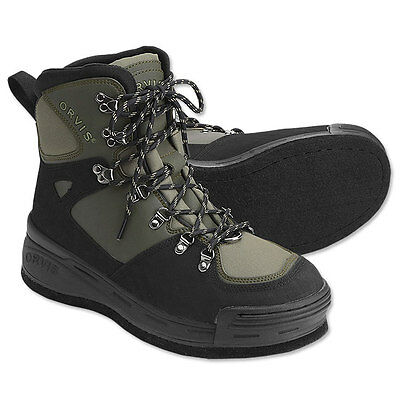 NEW -  Orvis Clearwater Wading Boot-Plain Felt-11 - FREE SHIPPING!