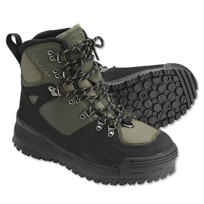 NEW -  Orvis Clearwater Wading Boot-Vibram-11 - FREE SHIPPING!