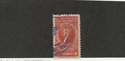 Costa Rica, Postage Stamp, #232 Used, 1943