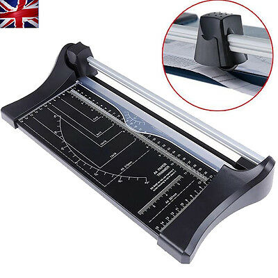 Cathedral A4 A3 Precision Photo Rotary Paper Cutter Trimmer Art Crafts Home Card