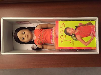 ***signed*** Limited Edition American Girl Doll: Jess