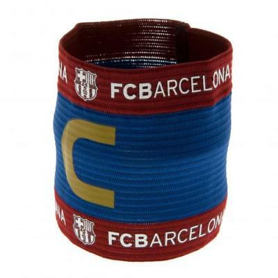 F.C.Barcelona Captains Arm Band OFFICIAL LICENSED PRODUCT
