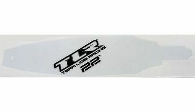 Losi 22 Chassis Pre-cut Protective Tape (2) - TLR331000