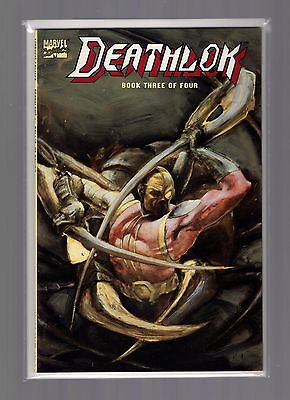 Deathlok (1990 Ltd. Series) Book #3 NM Cowan, Prestige Format