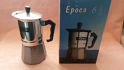 Caffetiera (Ground Coffee Perculator) - Made in Italy - Traditional