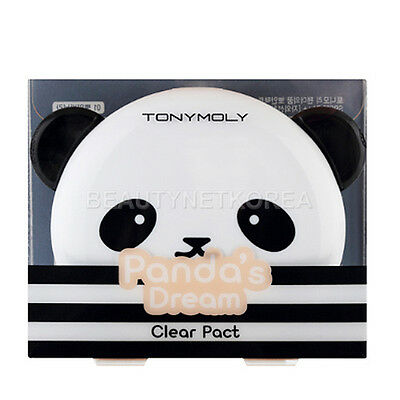 [TONYMOLY] Panda's Dream Clear Pact [SPF25/PA++] 10g 2 Color / Korea cosmetic