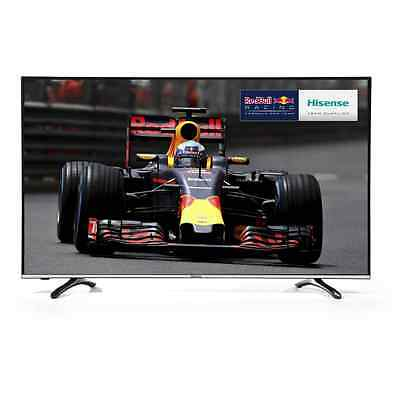 Hisense H49M3000 49 Inch Smart LED 4K Ultra HD Freeview HD TV 4 HDMI - from AO