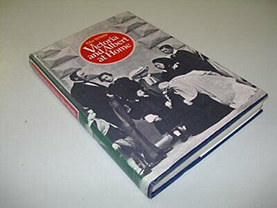 Victoria and Albert at Home by Whittle, Tyler Hardback Book The Cheap Fast Free