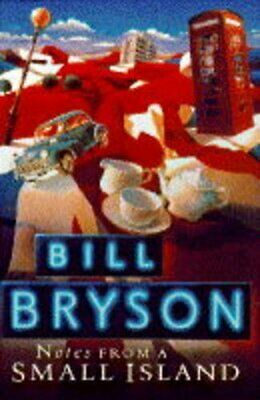 Notes from a Small Island by Bryson, Bill Hardback Book The Cheap Fast Free Post